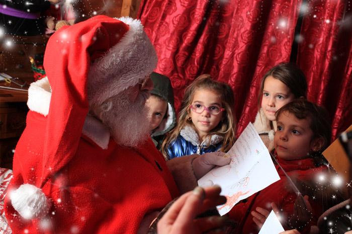 Babbo Natale Letterina dei Bambini
