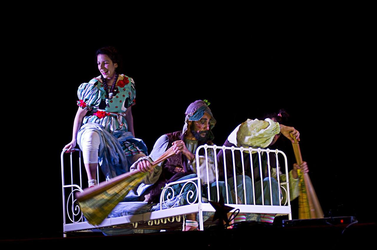 Clara e il dono di Natale spettacolo teatrale