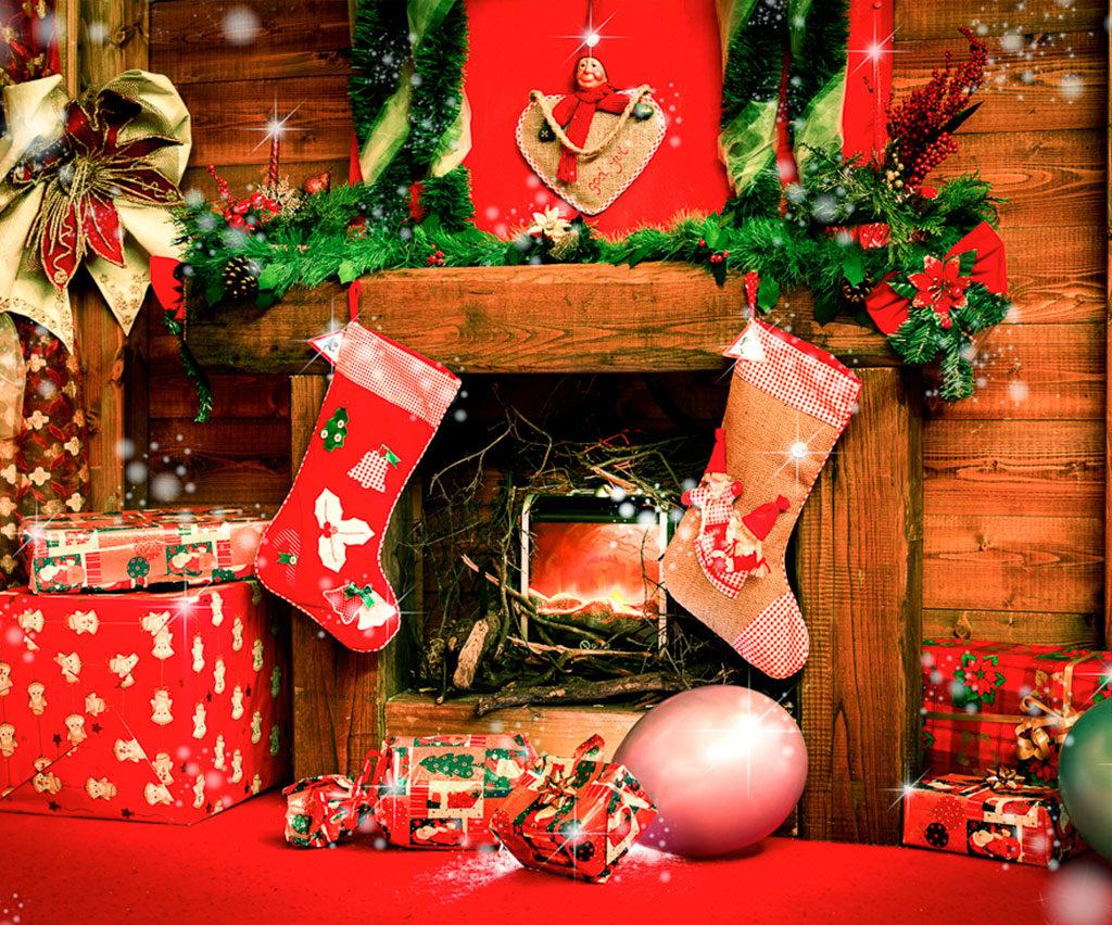 Albero Di Natale 852 Bambini.La Casa Di Babbo Natale Babbo Natale E Gli Elfi