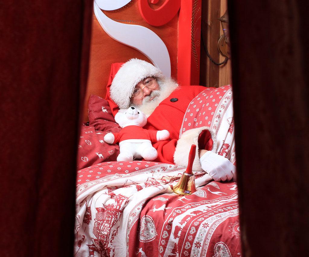 La Camera Di Babbo Natale2