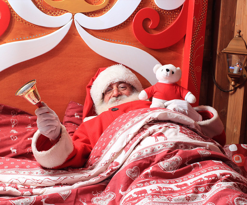La Camera Di Babbo Natale3