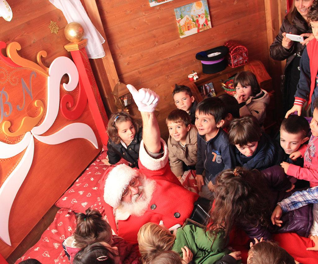 La Camera Di Babbo Natale4