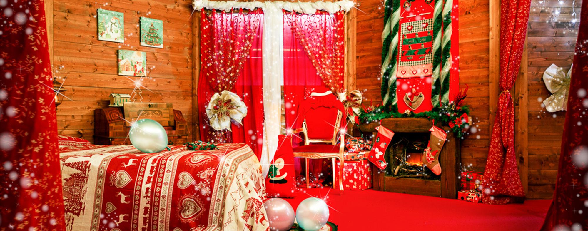 La Casa di Babbo Natale Golfo Aranci
